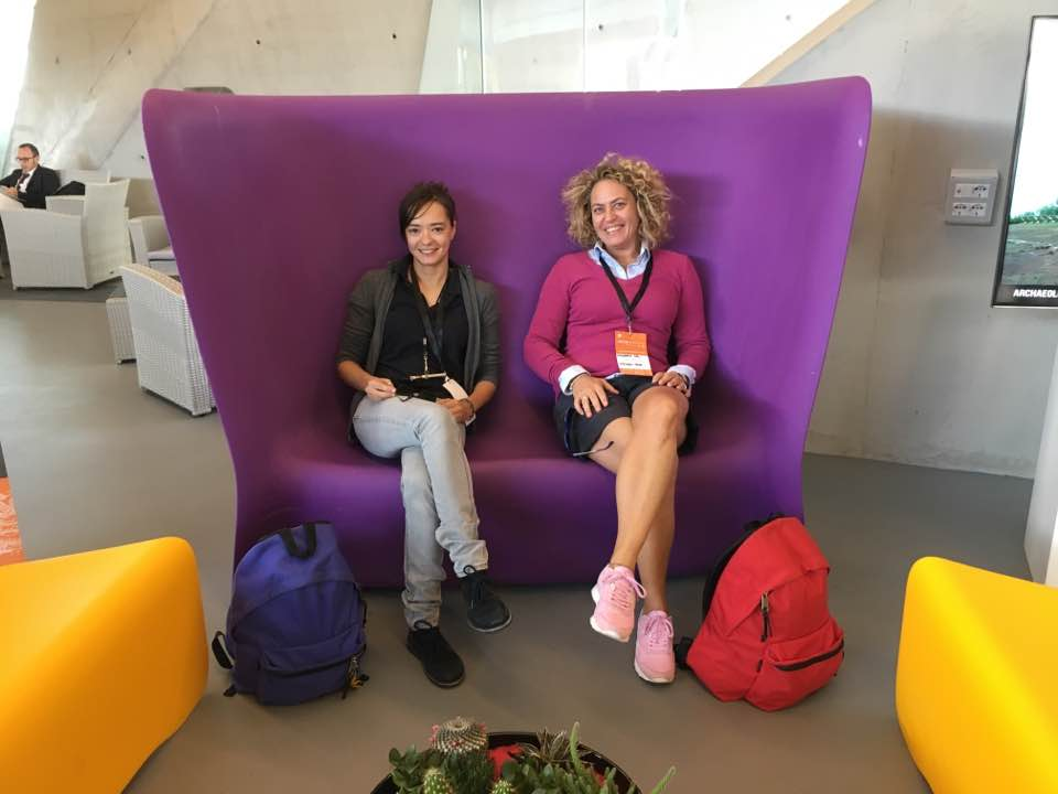 Paola Carobbio e Beatrice Adorni