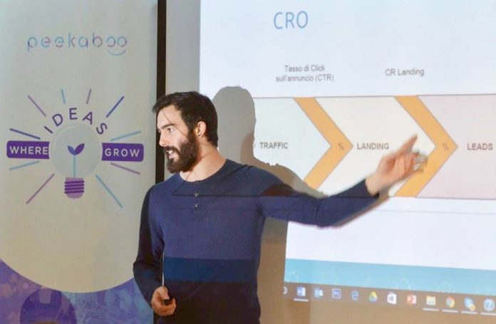 Luca Barboni, Growth Hacker e Co-founder di Growth Hound