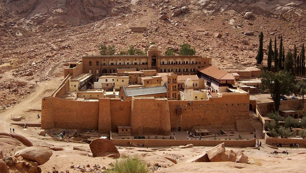 Monastero di Santa Caterina nel Sinai