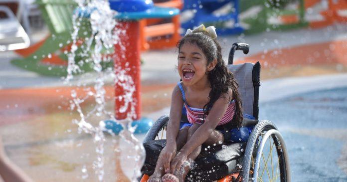 parco disabili