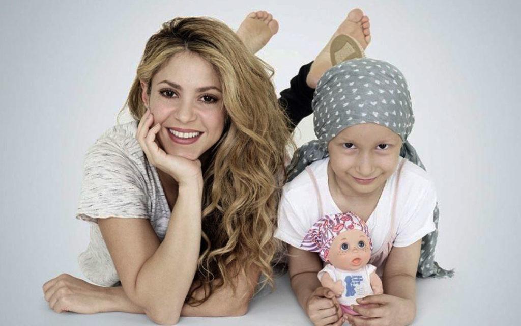 baby pelones per i bambini affetti da tumore