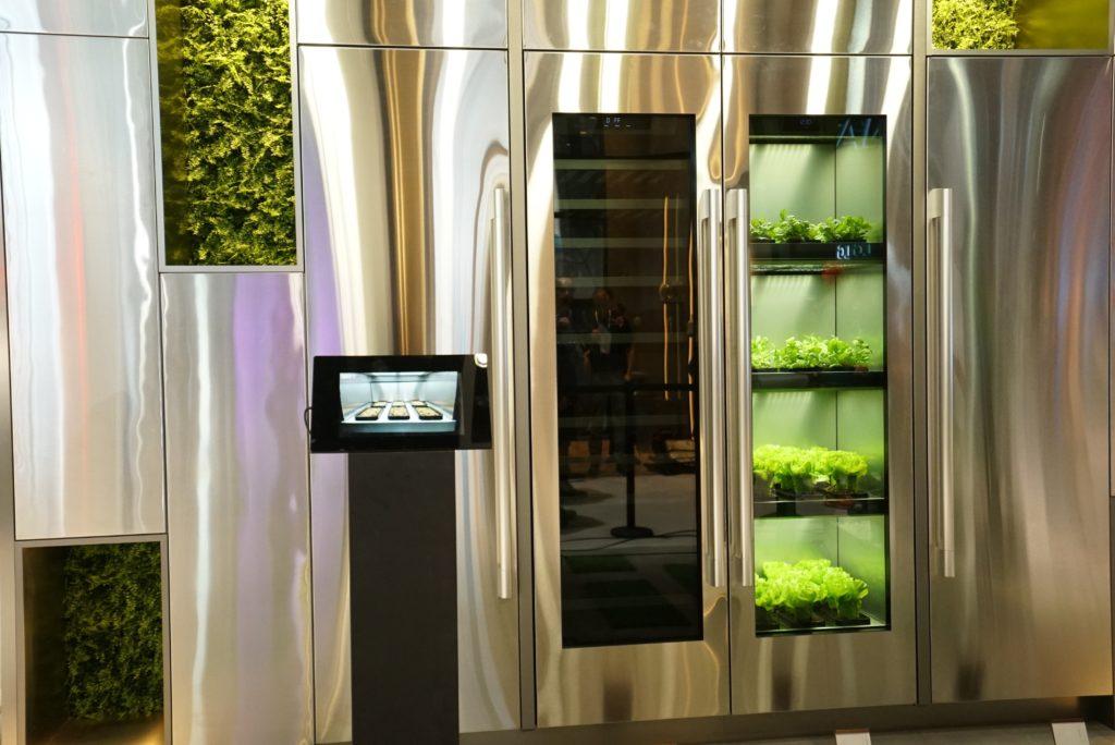 LG home gardening system