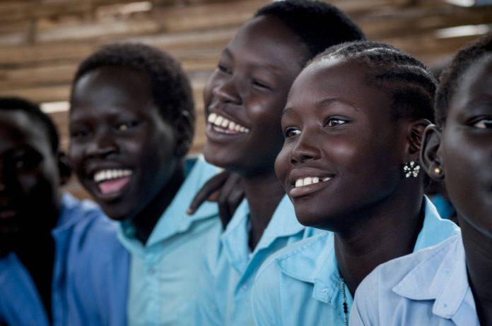 ragazze Sudan