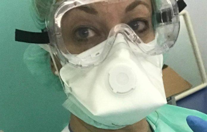 infermiera covid