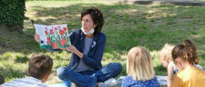 prato letture libri bambini