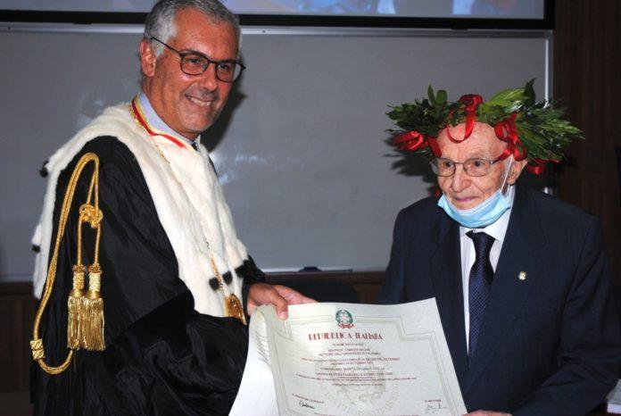 Paternò laureato
