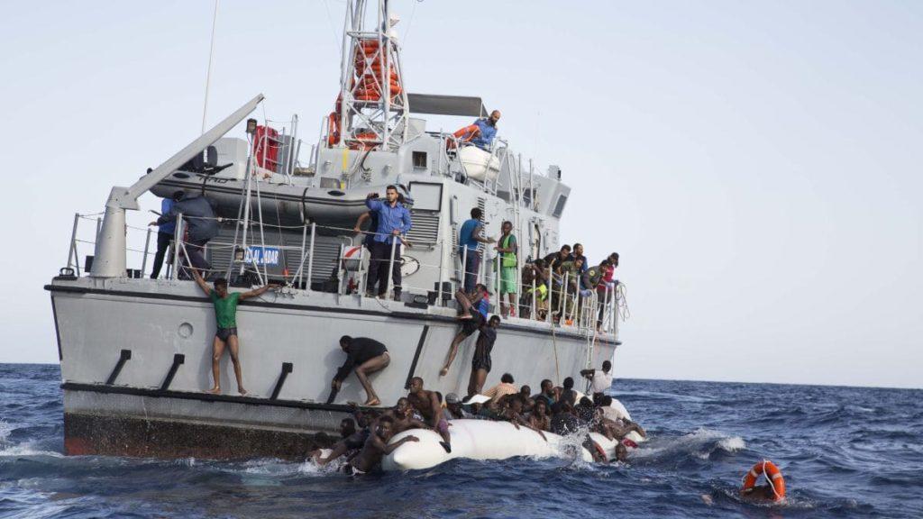 Guardia Costiera Libia