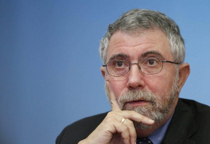 Krugman, Italia sul coronavirus