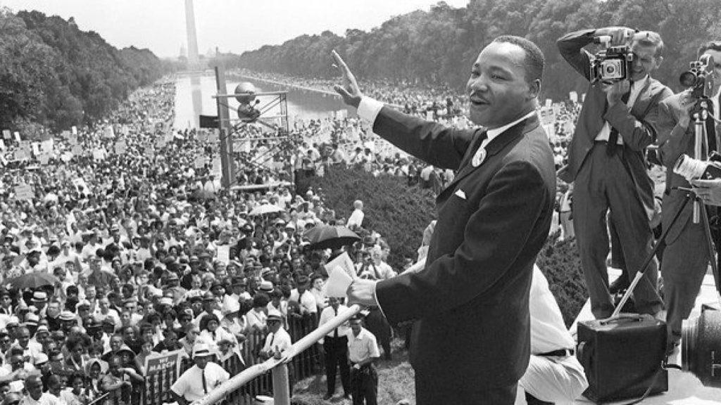 Marcia Washington 1963 Martin Luther King
