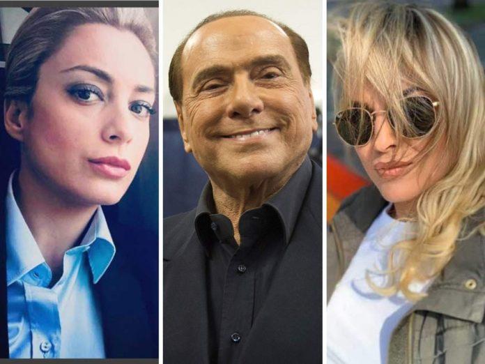 Marta Fascina, Berlusconi e Pascale