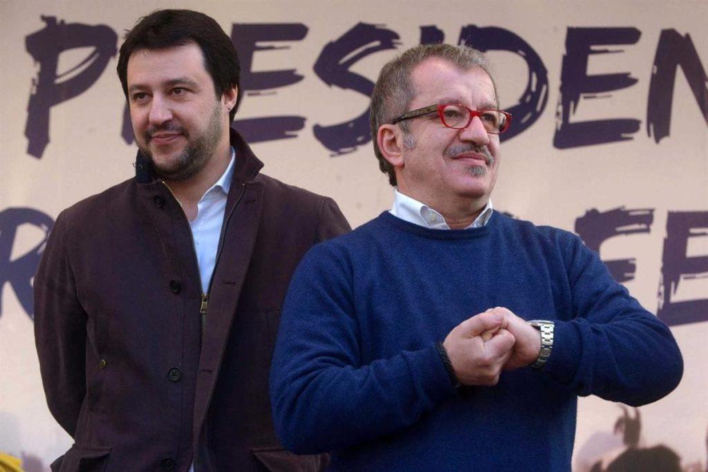 Lega Maroni e Salvini