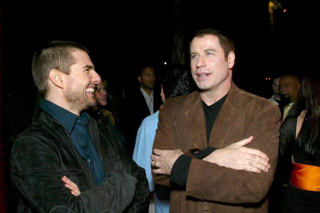 Scientology Cruise e Travolta