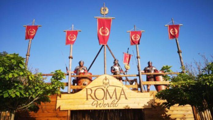 cinecittà world parco roma
