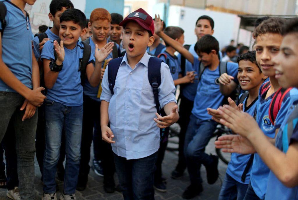 Gaza, Abdel