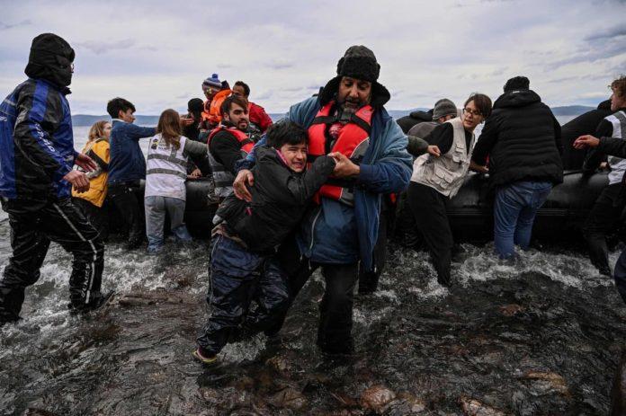 Migranti Grecia 2020