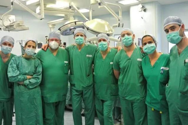 intervento in utero