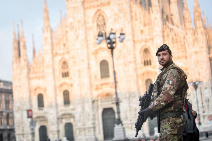 sequestro al Duomo