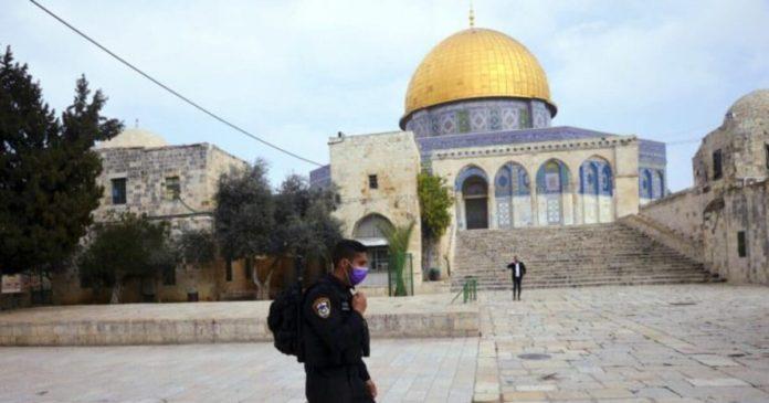 israele in lockdown