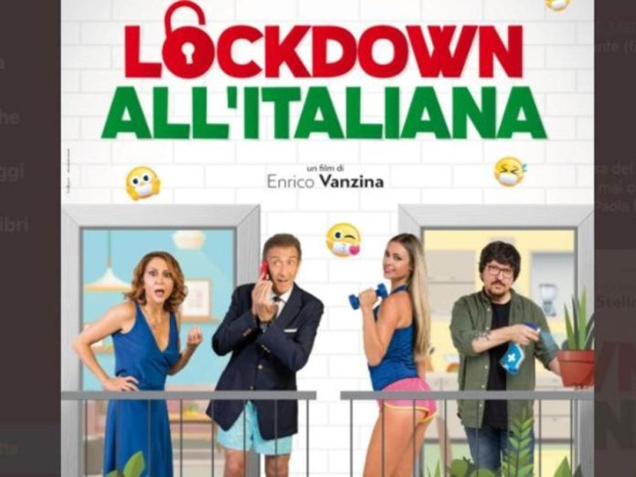 lockdown all'italiana cast