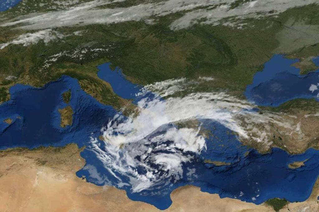 Uragano Mediterraneo
