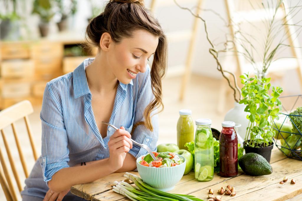 Alimenti ricchi di ferro_verdure