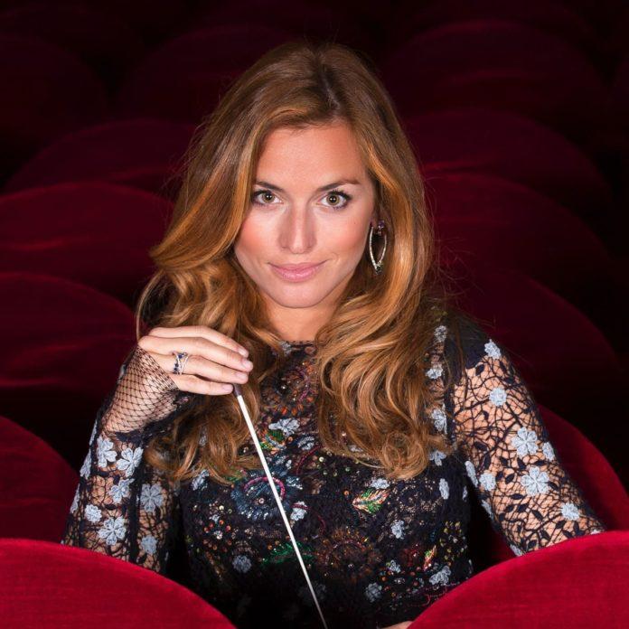 Beatrice Venezi in giuria a Sanremo Giovani