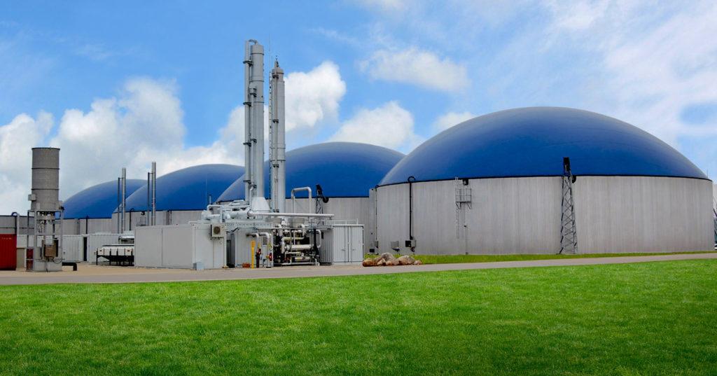Biomasse, centrale biogas