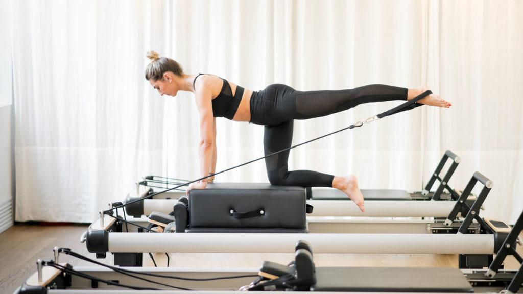 Pilates benefici_esercizi con il reformer