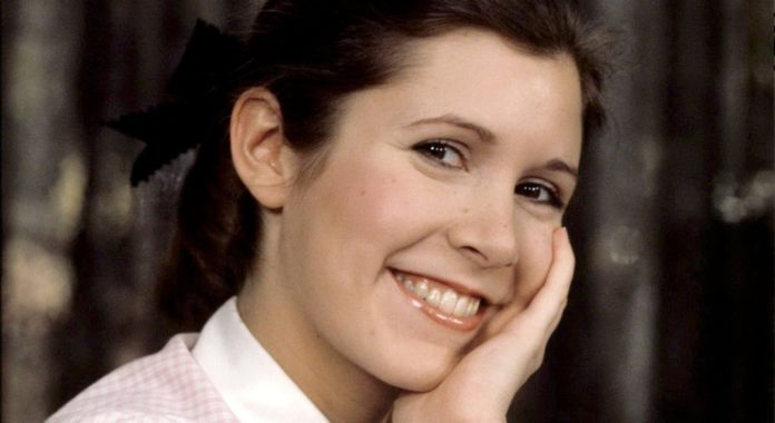 disturbo bipolare carrie fisher