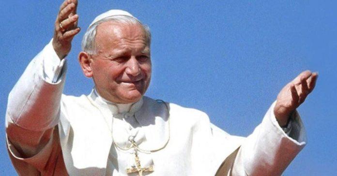 santo papa giovanni paolo II