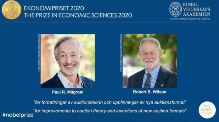 Paul Milgrom e Robert Wilson