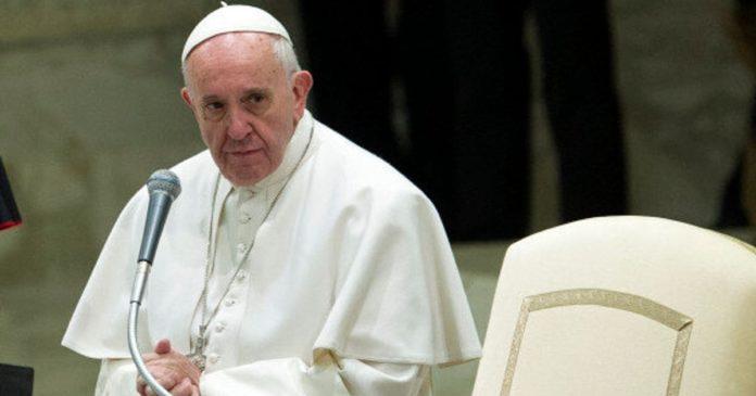 papa francesco documentario