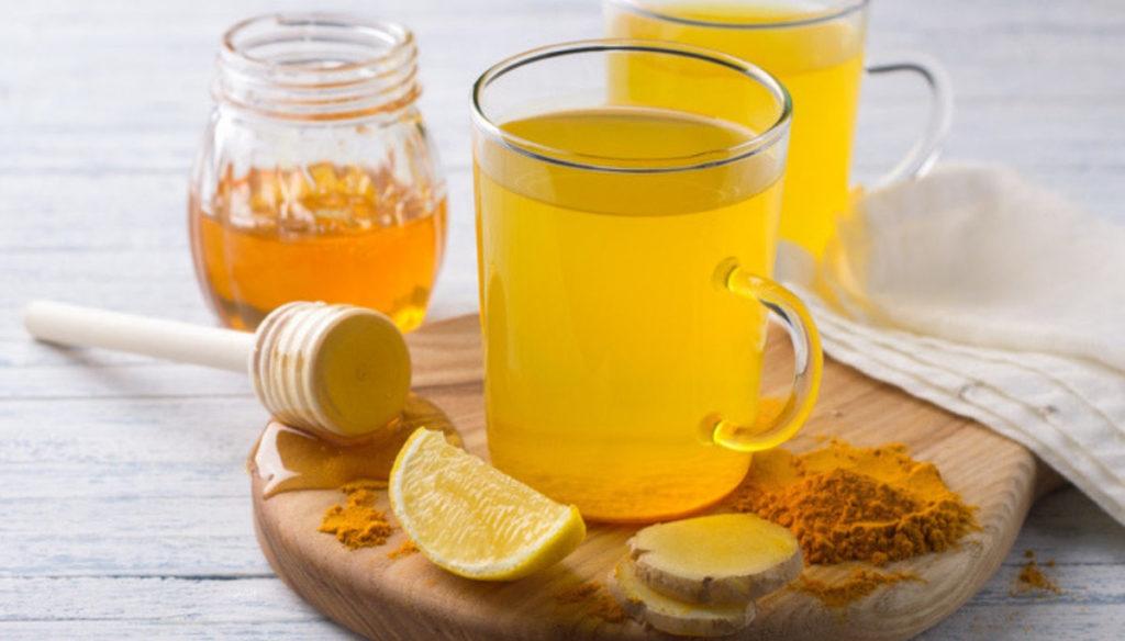 Antibiotico naturale_Miele e limone