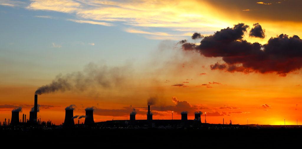 Cambiamento climatico, immissioni CO2