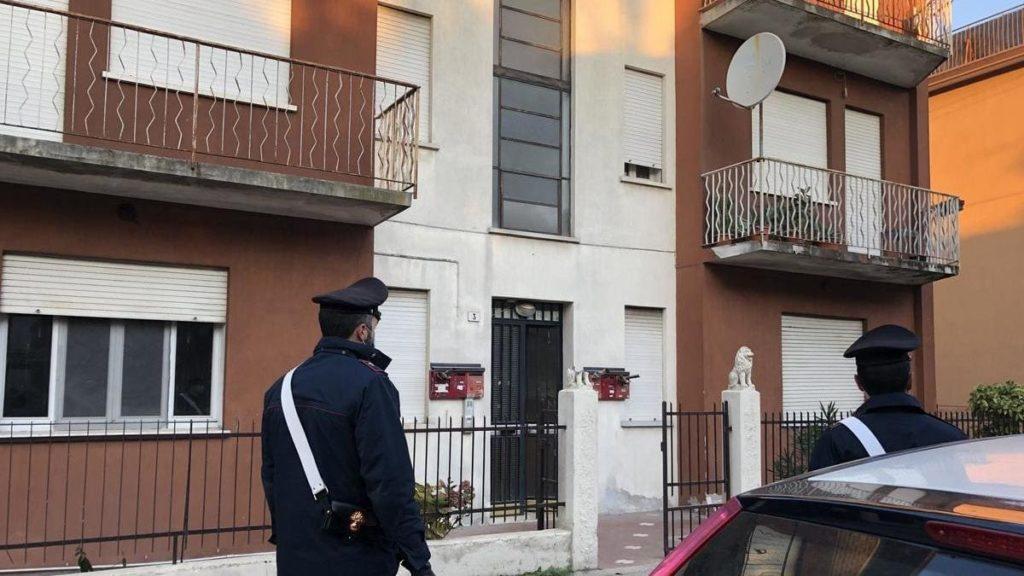 Femminicidio a Padova_casa