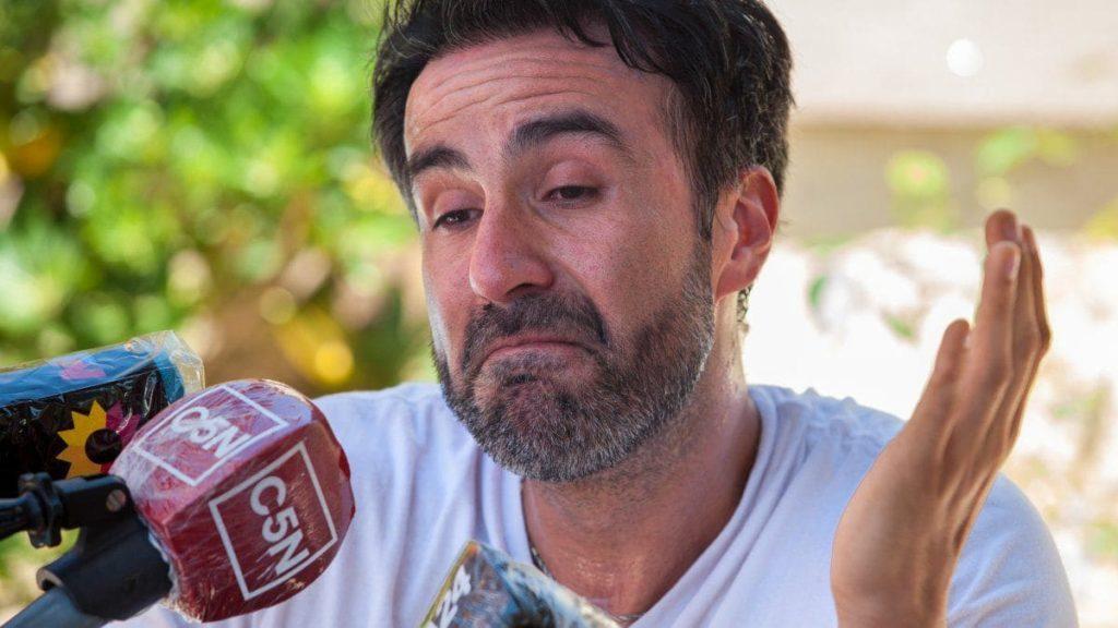 Leopoldo Luque_conferenza stampa