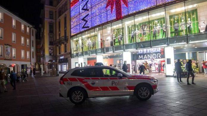 Attentato a Lugano