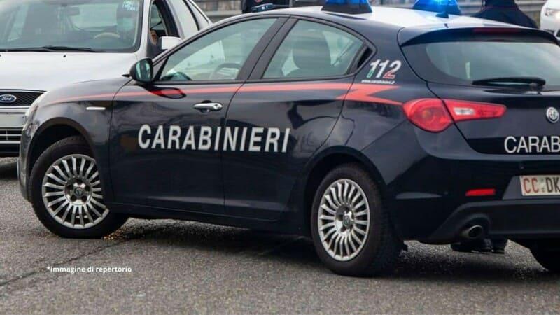 carabinieri Calabria