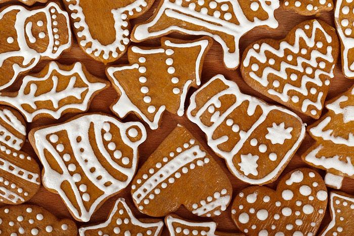Regali culinari Natale, biscotti