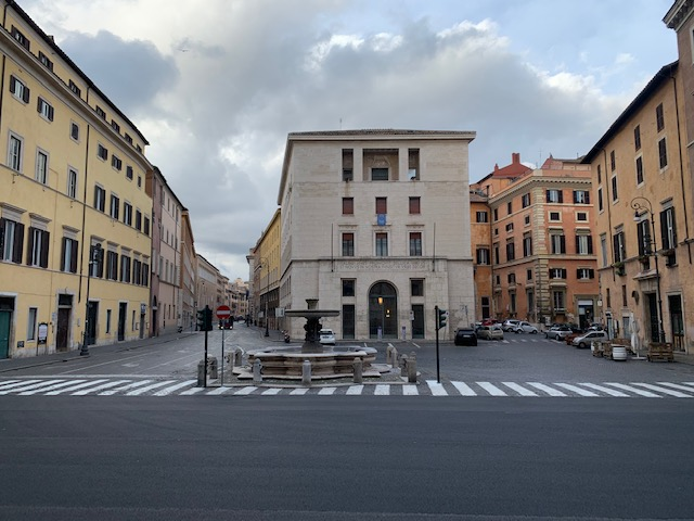 roma spettrale