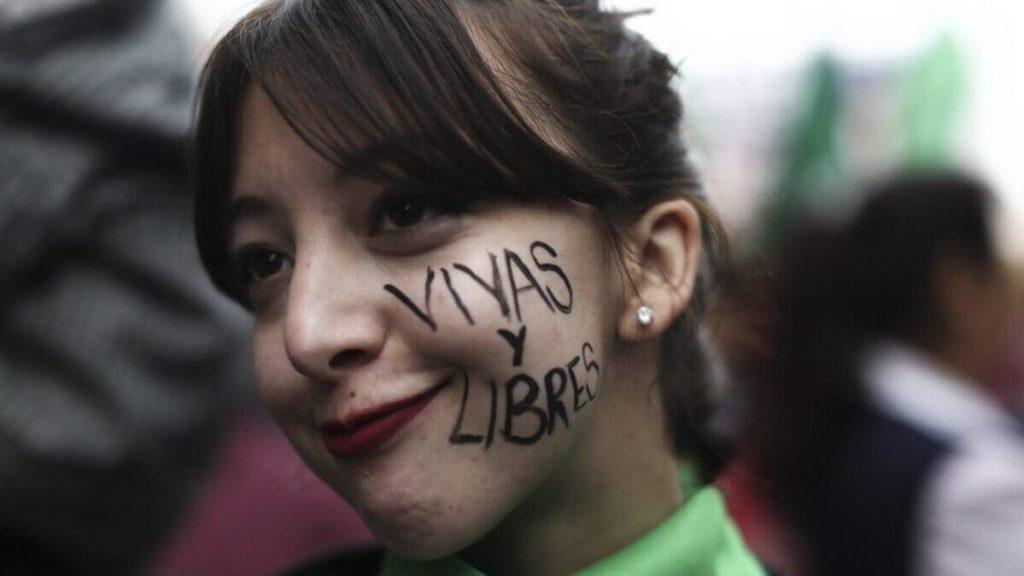 L'aborto è legale in Argentina_donne