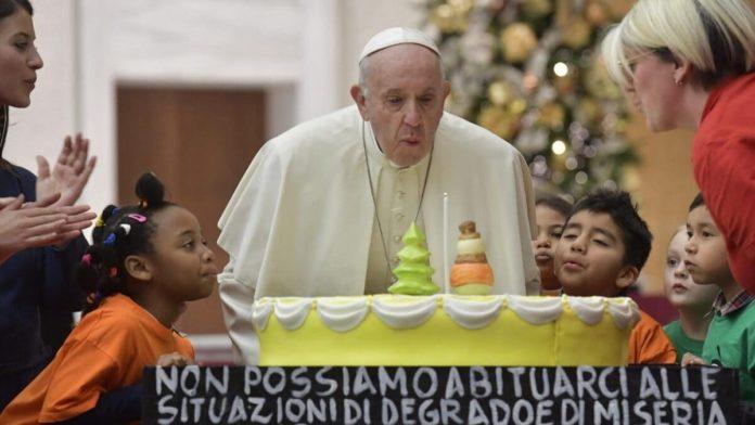 Papa Francesco_compleanno