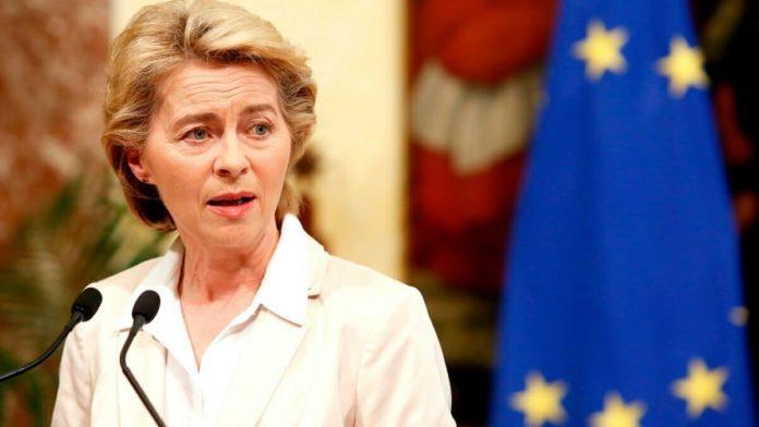 Ursula von der Leyen_Commissione Ue