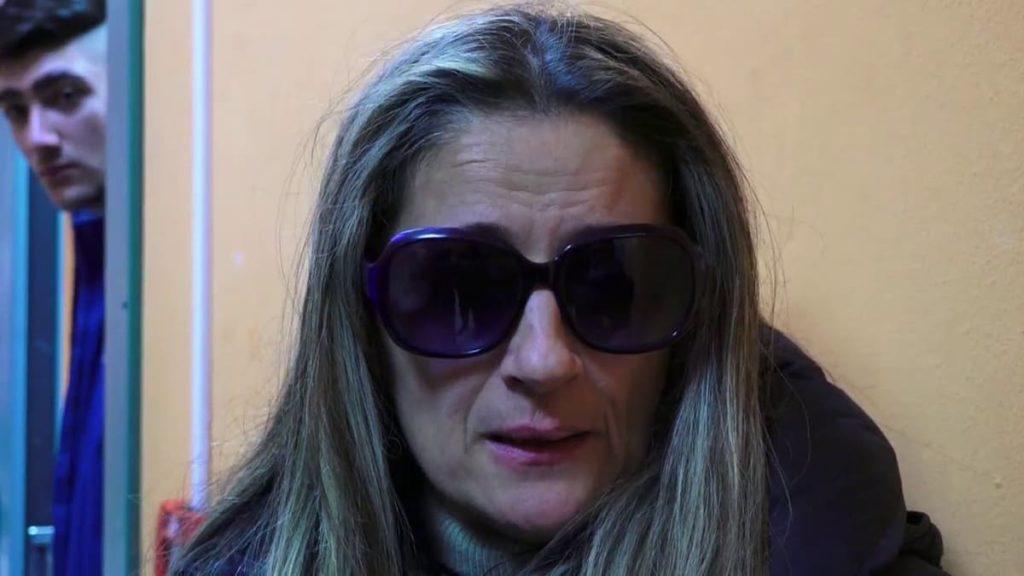 Ylenia Bonavera_la madre