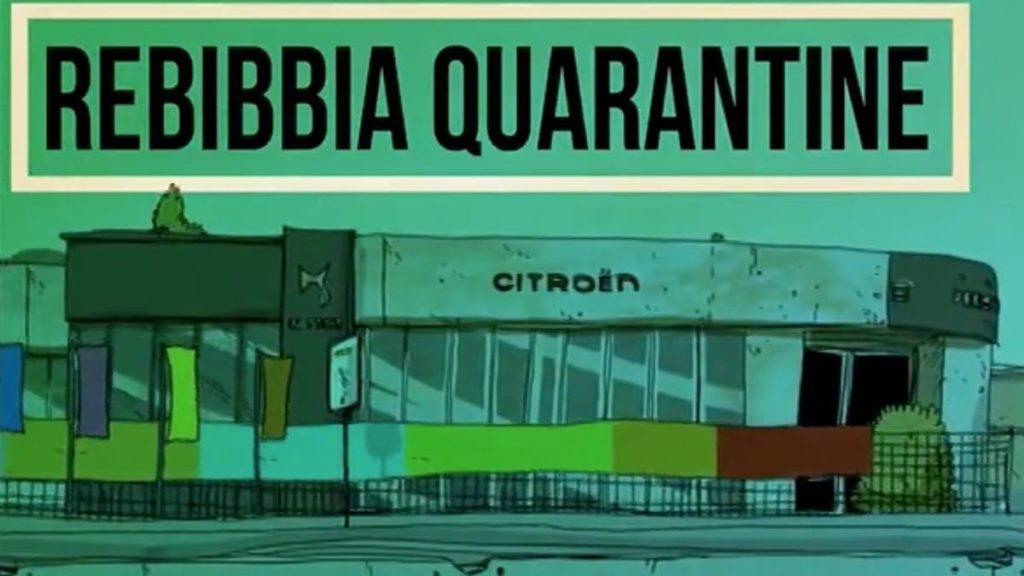 Zerocalcare Netflix_Rebibbia Quarantine