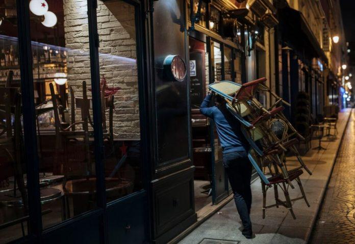 bar e ristoranti chiusi a Natale