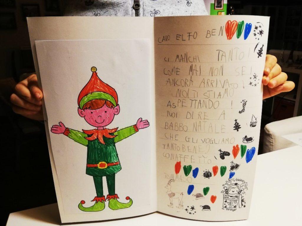 L'addio di Elf on the Shelf.