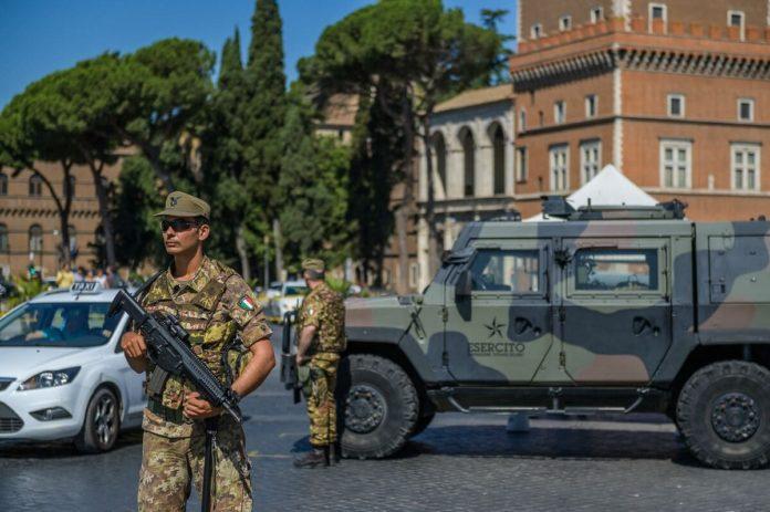 italia torna in zona rossa