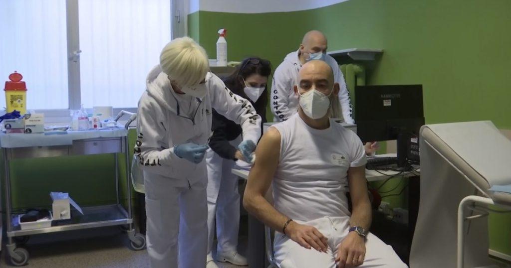 Vaccino Covid Bassetti.