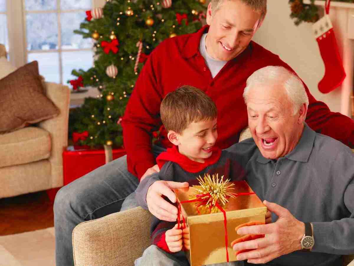 Regali Di Natale Per Nonni.Regali Di Natale Per Nonni Di Tutti I Tipi E Di Tutte Le Eta